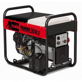 Generator TELWIN THUNDER304 CE KOHLER, Benzina, 25CP
