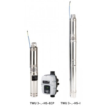 Pompa submersibila multietajata apa curata WILO Sub TWU 3-0204-HSI