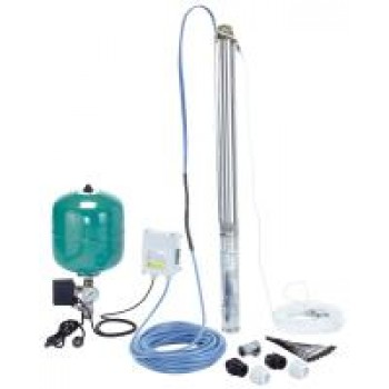 Hidrofor cu pompa submersibila Wilo Sub TWU 3-0130-Plug&Pump/FC