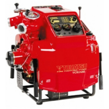 Pompa antiincendiu Tohatsu VC82ASE, 746cc, Benzina, 52CP, 38.2Kw, 1920L