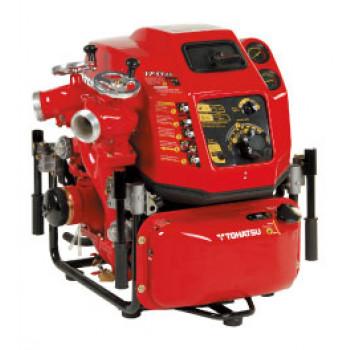 Pompa antiincendiu Tohatsu VF53AS, 526cc, Benzina, 4 timpi, 30CP, 722Kw, 1200L