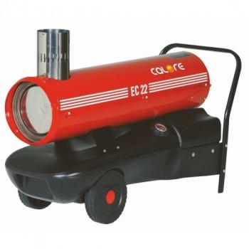 Generator de caldura cu ardere indirecta CALORE EC 22, 23.4KW, debit aer 650mc/h, 230V, Diesel