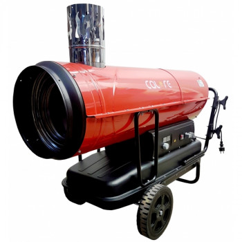 Generator de caldura cu ardere indirecta CALORE I50Y, 50KW, debit aer 2000mc/h, 230V, Diesel
