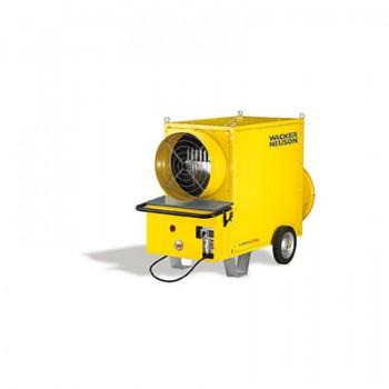 Tun de caldura pe motorina WACKER HM 105, 105kWh